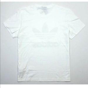 ADIDAS Blue Blue Glitch TREFOIL camiseta blanca para hombre XL XL NWT NWT 129a986 - itorrent.site